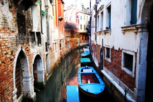 Venedig Kanal von InspiredVision (flickr)